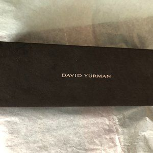 David Yurman Storage Case. In very good condition